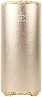 BESTONZON Purificador de aire para auto USB Esterilizador de refrigerador desodorante portátil para auto (dorado): Amazon.es: Hogar
