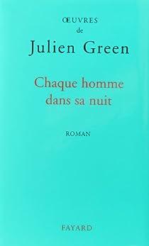 Chaque homme dans sa nuit par Green