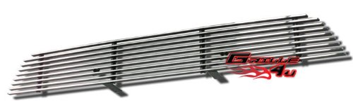 APS N66431A Polished Aluminum Billet Grille Bolt Over for select Nissan Xterra Models (Fender Flare Nissan Xterra compare prices)