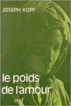 Livres Le Poids de l'amour pdf, epub
