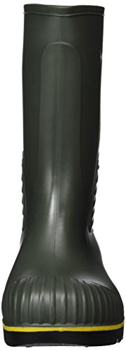 ACIFORT Adults Boots Green black Wellington Langschaft Dunlop Black Unisex B440631 AF KUIT 8wwpqEzX