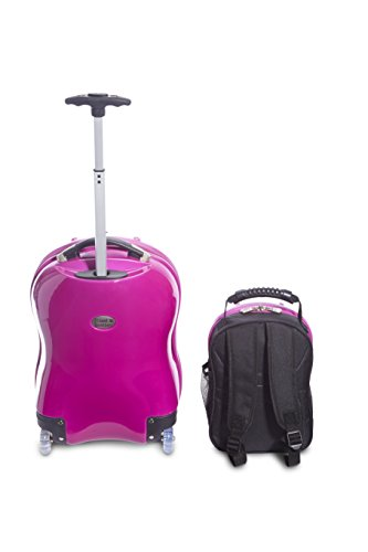 Travel Bagage Buddies 40 Rose enfant HS3805bl rose Violet xg4wZxBn