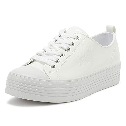 Blanc Baskets Klein 000 Calvin CalvinKleinJRE9796Bianco White pour Femme xHa6Xqw