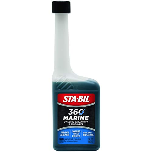 STA-BIL 22241 10 oz. 360 Marine Treatment and Fuel Stabilizer