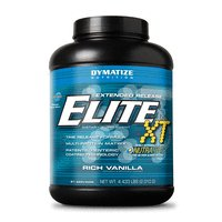 Dymatize ダイマタイズ エリートXTプロテイン ( ELITE XT) 1.8kg (リッチバニラ) [並行輸入品] B013OVN332