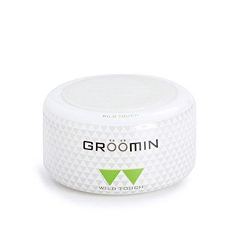 Kuudom Groomin Penis Sleeve Male Masturbation with Free Shipping Lubricant Combo with 4 Design to Choose J5660# (White and green(wild touch))