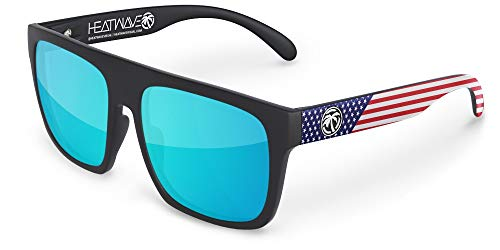 Heat Wave Visual Regulator Sunglasses in Stars and Stripes