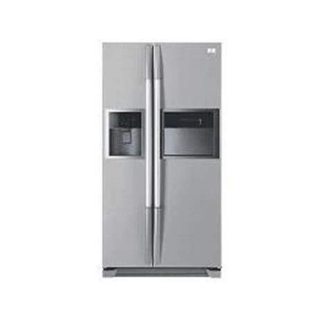 Videocon 618 L Frost Free Side-by-Side Refrigerator(VPP60ZPS SILVER, Platinum Silver)