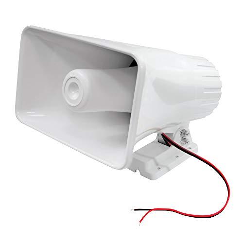 IndoorOutdoor PA Horn Speaker