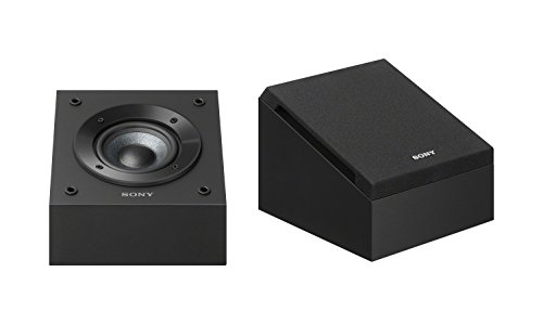 Sony SSCSE Dolby Atmos Enabled Speakers, Black, Dolby Atmos Enabled (Sony 1 Mounting)
