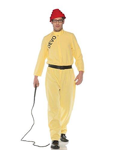Devo Whip It Plus Size Mens Costume - XXL for $<!--$36.19-->