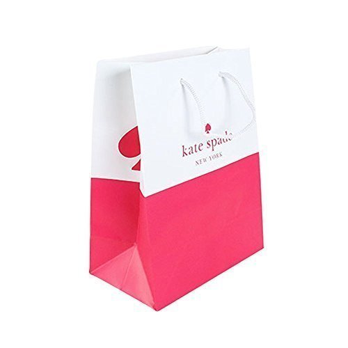 Kate Spade Shopping Gift Bag (Small Pink and (New York Gift Box)