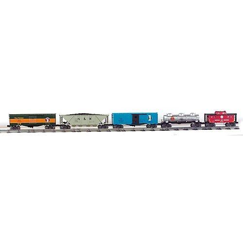 Williams by Bachmann Trains - Blue Ridge Hauler Train Set (Norfolk and Western)