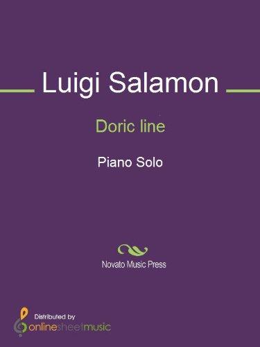 Doric line - Piano