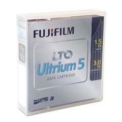 - Ultrium LTO-5 Cartridge, 846m, 1.5TB Native/3.0TB Compressed Capacity - by 6COU
