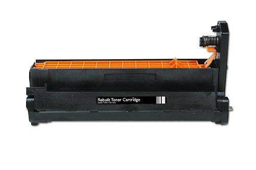 C5700 Negro 20000 p/áginas Compatible para OKI C 5700 DN Tambor 43381708 C5600