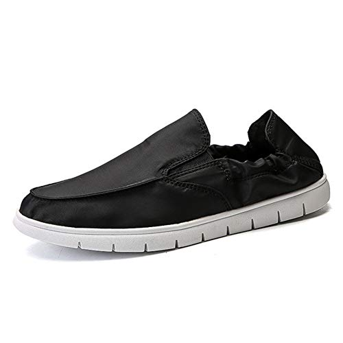 Ron Kite Men Breathable Casual Shoes Jeans Canvas Casual Shoes ()