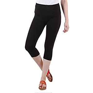 DIAZ Capris for Womens Combo of 3