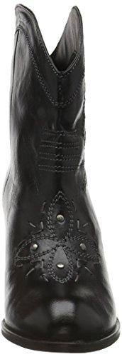 Joe Browns Stitch Detail, Botines para Mujer Black (A-Black)