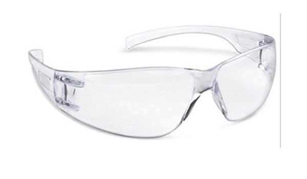 a667740fddc8 Amazon.com: Safety Glasses With Ice Wraparounds Lenses - Clear: Health &  Personal Care