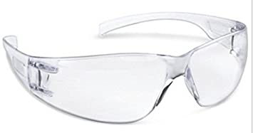 b8fe6b711359 Amazon.com: Safety Glasses With Ice Wraparounds Lenses - Clear ...