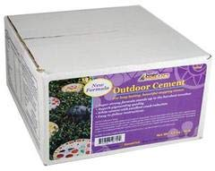 Jennifer's Mosaics Outdoor Cement, 10-Pound