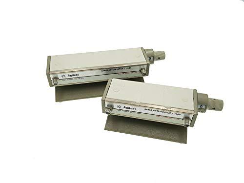 HP/Agilent 8494B 0-11dB + 8495B 0-70dB Step Attenuator/DC-18GHz / Opt 002 from Agilent Technologies