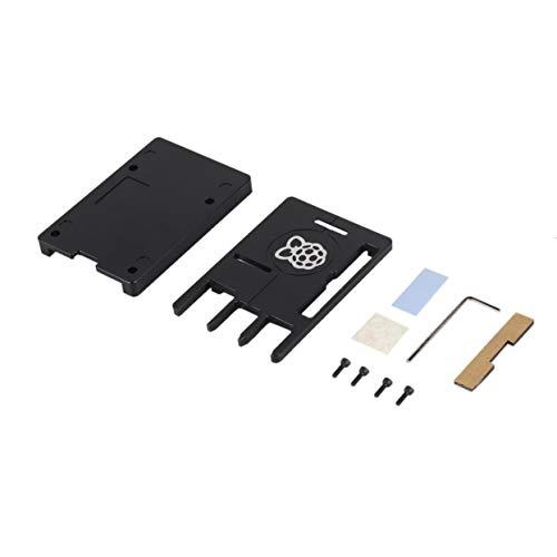 - anyilon Aluminum Alloy CNC Case for Raspberry Pi 3 Mode B3 Metal Portable Box Version for 3B