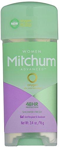 Mitchum Gel Shower Fresh Deodorant (3.4 oz each)