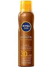 NIVEA SUN Protect & Bronze Spray FPS 30 200ml, Nivea