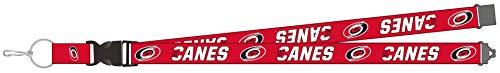 - aminco NHL Carolina Hurricanes NHL-LN-095-28 Lanyards, One Size, Team Colors