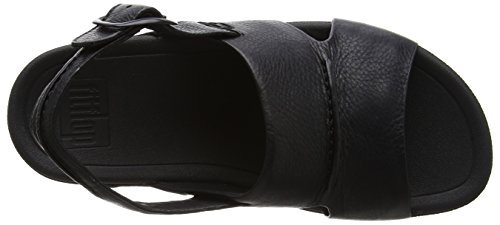 All Sandals Black Black Bando Uomo Scarpe Fitflop Leather Spuntate xgnUwqwR0