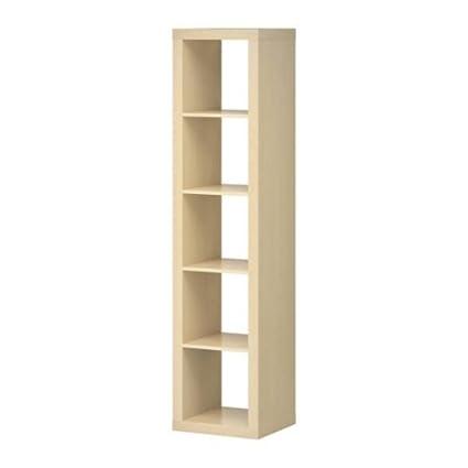 super popular dcf36 8400a IKEA EXPEDIT - Shelving unit, birch effect - 44x185 cm ...