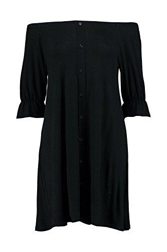 Re Tech UK - Vestido - para mujer negro