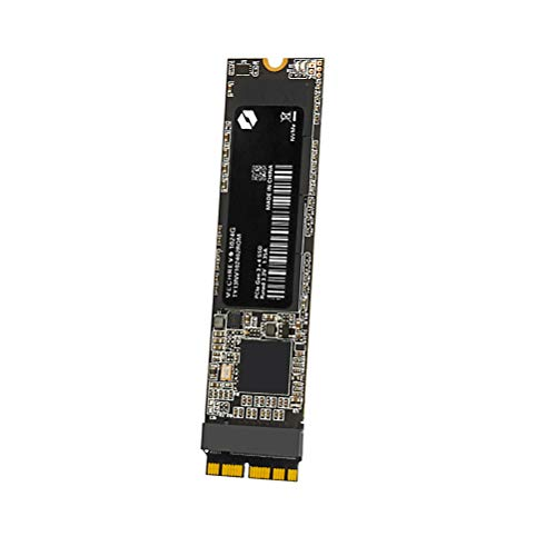 MECHREVO 1TB SSD for Mid 2013 2014 2015 2016 2017 MacBook Air Pro Retina, PCIe Gen3 x4 NVME Solid State Drive for A1465 A1466 A1398 A1502 and Mac Pro