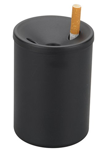 HR 10512101 Automobile cupholder Ashtray - Made in Germany - High quality ashtray into a cylindrical shape keeps ash where it belongs; away from your vehicle's (Germany Ashtray)
