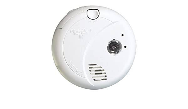 SMOKE ALARM-IONIZATION-DIGITAL READOUT - - Amazon.com