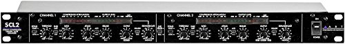 ART SCL2 Compressor (Dual Channel Compressor Limiter)