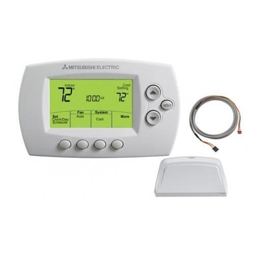 Wireless Remote Controller and Reciever Kit - MHK1 - Thermostat for Mr. Slim Units by Mitsubishi