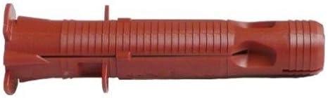 200 Stück Würth Kunststoffdübel ZEBRA Shark W-ZX 8x46