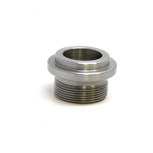 Harley 22mm Fuel Petcock Bung Weld In Steel ()