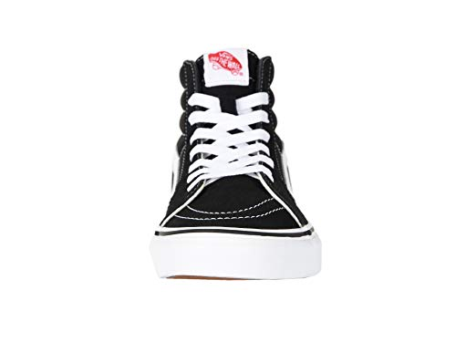 d69becdd2293b Vans Unisex Adults' Sk8-hi Reissue Leather Trainers | Product US Amazon