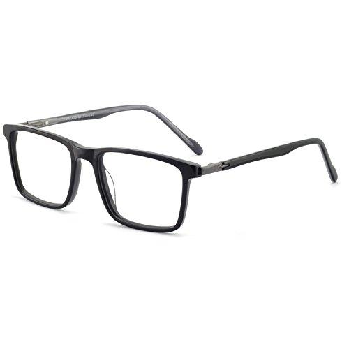 CCI CHIARI Fashion Glasses Frame Blue Light Blocking for Computer Men
