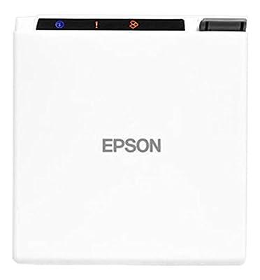 Epson C31CE74001 Series TM-M10 Thermal Receipt Printer, Autocutter, USB, Energy Star, White