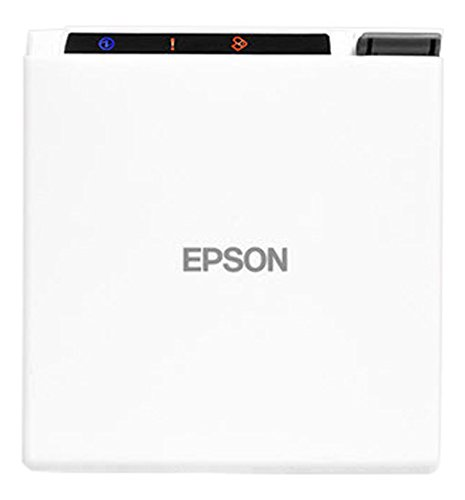 Epson C31CE74001 Series TM-M10 Thermal Receipt Printer, Autocutter, USB, Energy Star, White by Epson