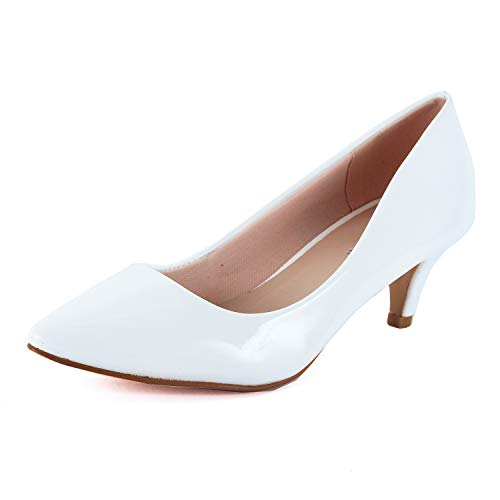 Guilty Heart | Aubree 16-White-Patent,