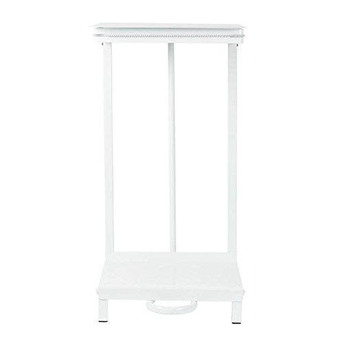 Jantex Free Standing Sack Holder, White Nisbets 6333