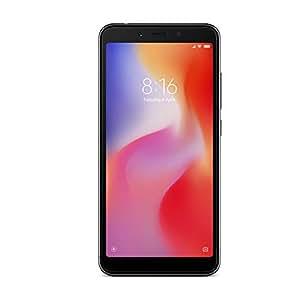 Smartphone Xiaomi Redmi 6A Dual SIM 32GB Tela de 5.45  13MP/5MP OS 8.1.0 - Preto
