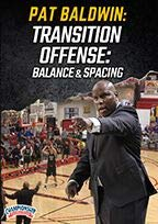 with Pat Baldwin, UW-Milwaukee Head Coach; played for Northwestern University, ranking first in school history in career steals and second in career assists Clean up your team's transition attack for more scoring opportunities!  Learn five co...