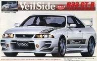 フジミ 1/24 ニッサン スカイライン R33 GT-R VeilSide コンバットモデルの商品画像
